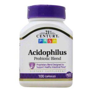 21st Century Acidophilus 100 caps