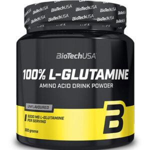 BioTechUSA L-Glutamine  500 g