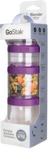 BlenderBottle GoStak 40 +60 +100 + 150 ml