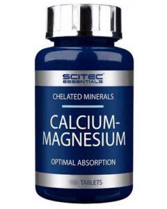 Scitec Essentials Calcium-Magnesium 90 tab