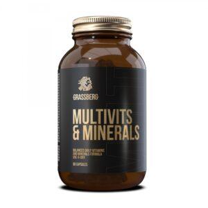 GRASSBERG Multivitamin Formula 90 caps