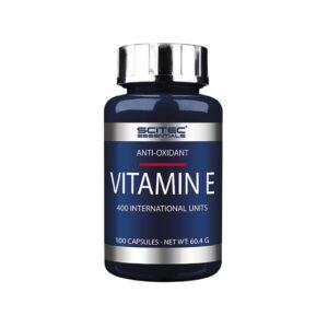 Scitec Essentials Vitamin E 100 caps