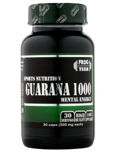 Frog Tech Guarana 1000 500 mg 30 caps