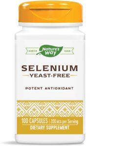 Nature's Way Selenium 100 caps