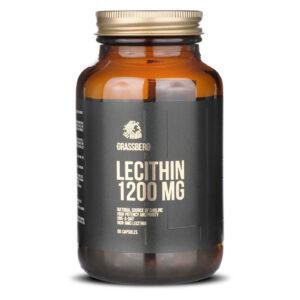 GRASSBERG Lecithin 1200 mg 60 caps