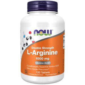 NOW L-Arginine 1000mg 120t