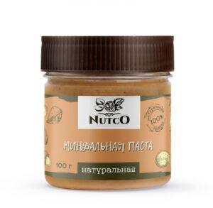 NUTCO Миндальная паста натуральная — 100 гр.