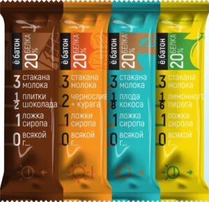 Ё/Батон Батончик в шоколадной глазури 50 g
