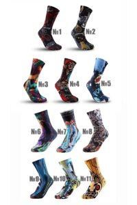 Носки для фитнеса FITFIL¶