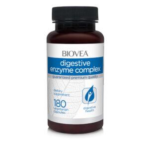 Biovea Digestive enzyme complex 180 caps