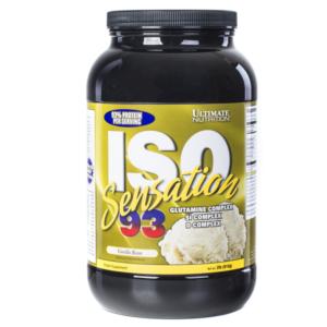 Ultimate ISO Sensation 2 lbs