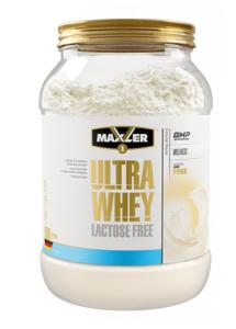 Maxler Ultra Whey Lactose Free 900 g