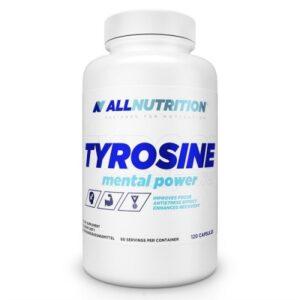 ALLNUTRITION, Tyrosine Mental Power, Тирозин, 120 капсул