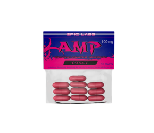 Epic Labs AMP Citrate 100 mg 10 caps