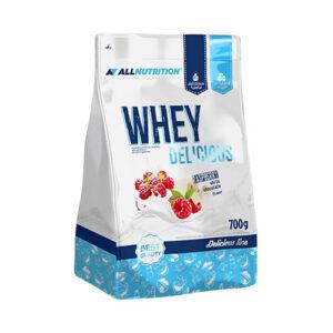 ALLNUTRITION, Whey Delicious, Сывороточный протеин 700г