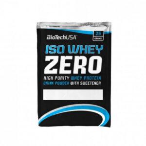 BioTech пробник Iso Whey Zero 25g