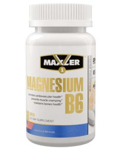 Maxler Magnesium B6 60 tabs