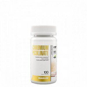 Maxler Chromium Picolinate 250 mgc 100 vegan caps