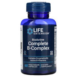 Life Extension Complete B-Complex 60 veg.capcules