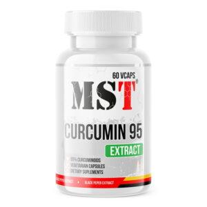 MST Curcumin 95 Extract 60 vcaps
